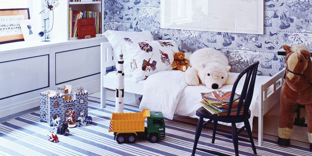 15 Cool Boys Bedroom Ideas Decorating a Little Boy Room