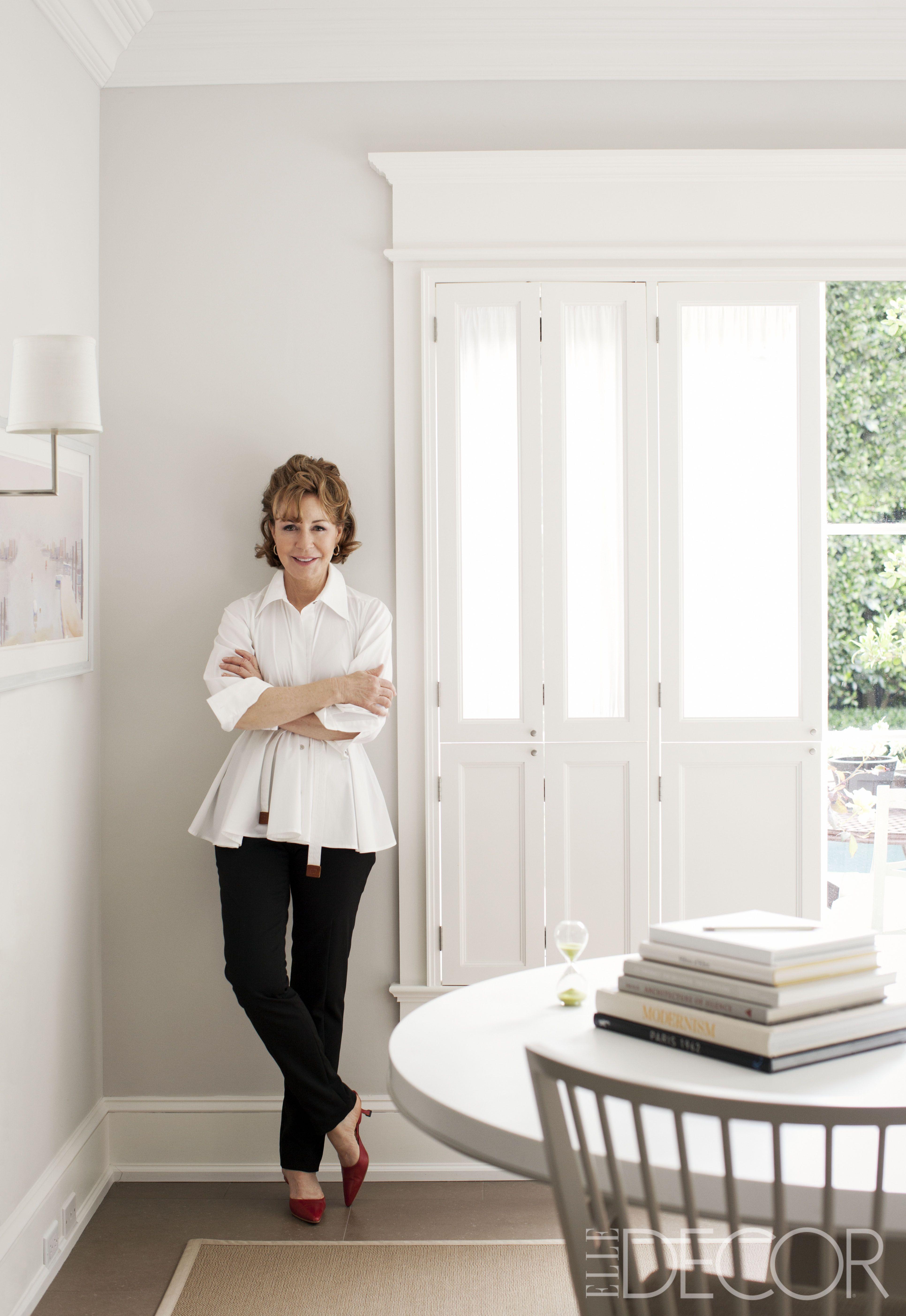 Designer Barbara Barry Favorite Things - Barbara Barry Decor Inspiration