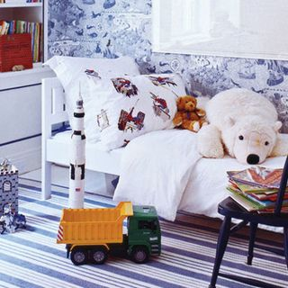 20 bedroom curtains to upgrade your master - Boy Room Theme Ideas