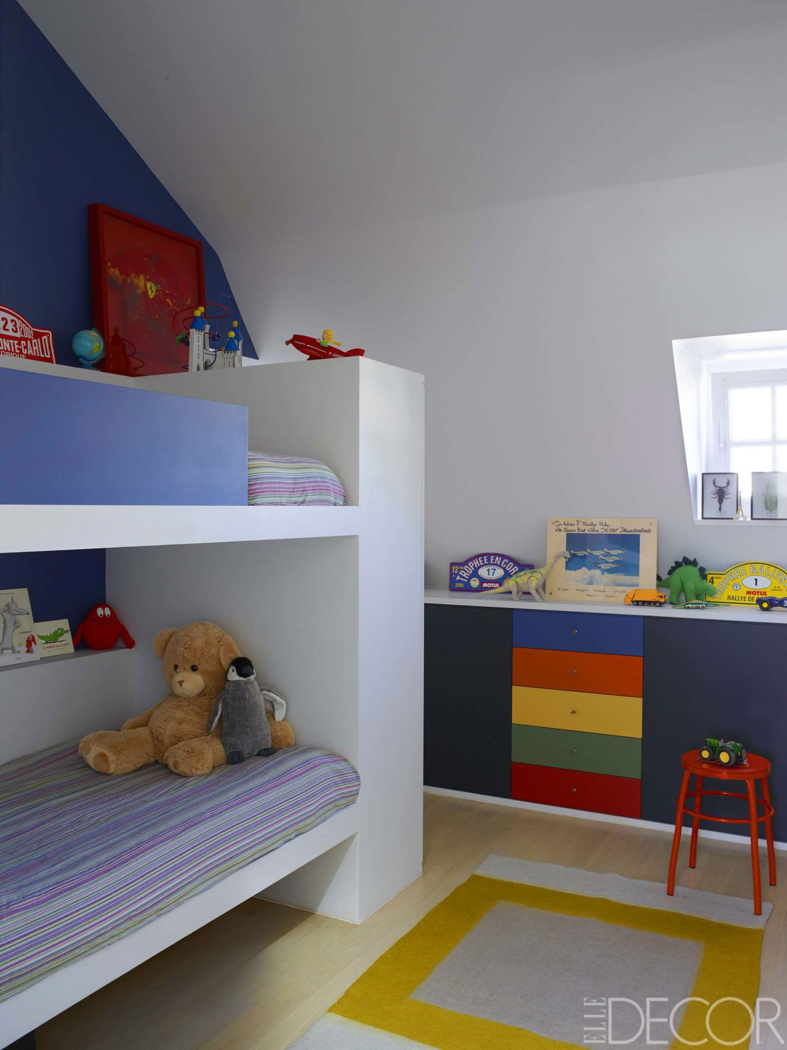 Cool Boys Rooms 15 cool boys bedroom ideas - decorating a little boy room