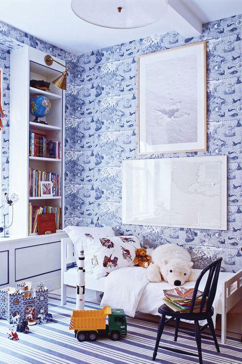 Dark Blue Boy Bedroom Ideas 2 Interesting Inspiration Ideas
