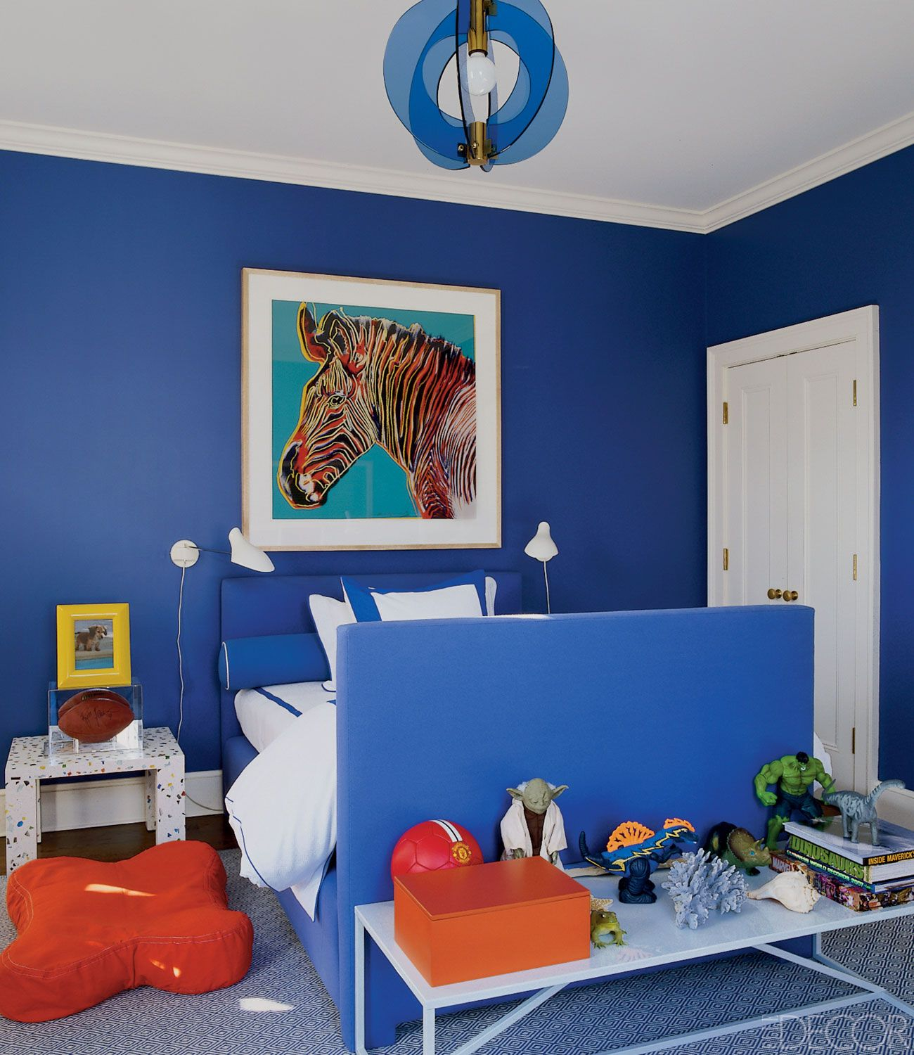 Boys Room Paint Ideas 15 Cool Boys Bedroom Ideas  Decorating A Little Boy Room