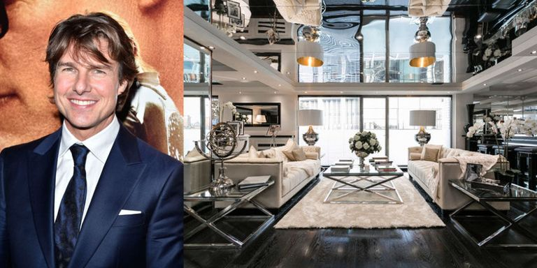 Tom Cruise's Former Pied-à-Terre Is Now The Most Expensive Penthouse In London