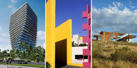 Colorfulness, Tower block, Commercial building, Metropolitan area, Urban design, Facade, Rectangle, Mixed-use, Condominium, Skyscraper,