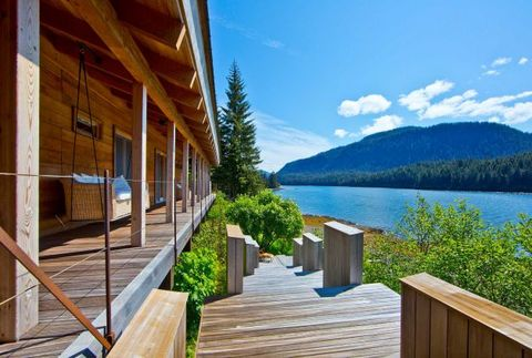 Wood, Natural landscape, Landscape, Hardwood, Wood stain, Bank, Mountain range, Reservoir, Boardwalk, Walkway,