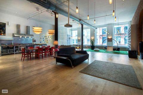 Lighting, Floor, Interior design, Flooring, Room, Ceiling, Couch, Laminate flooring, Hardwood, Wood flooring,