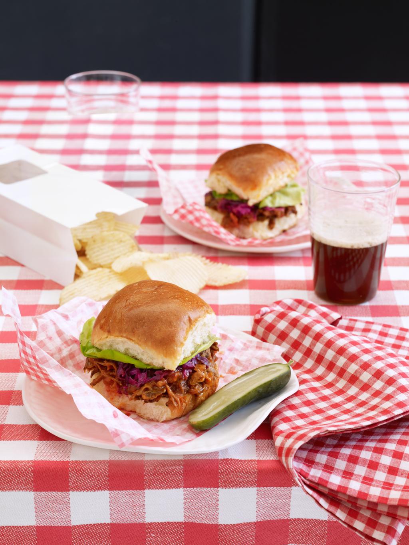 Heat Wave: Daniel Boulud's BBQ Short-Rib Sliders