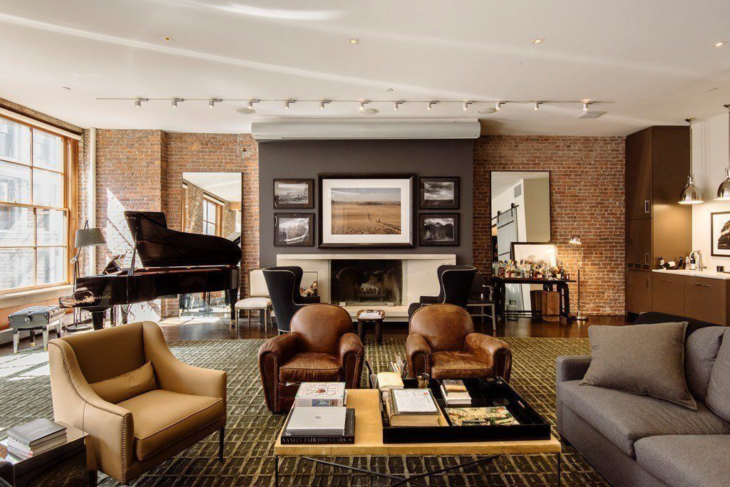 Update: One Of Facebook's Co-Founders Just Sold His Refined Soho Loft