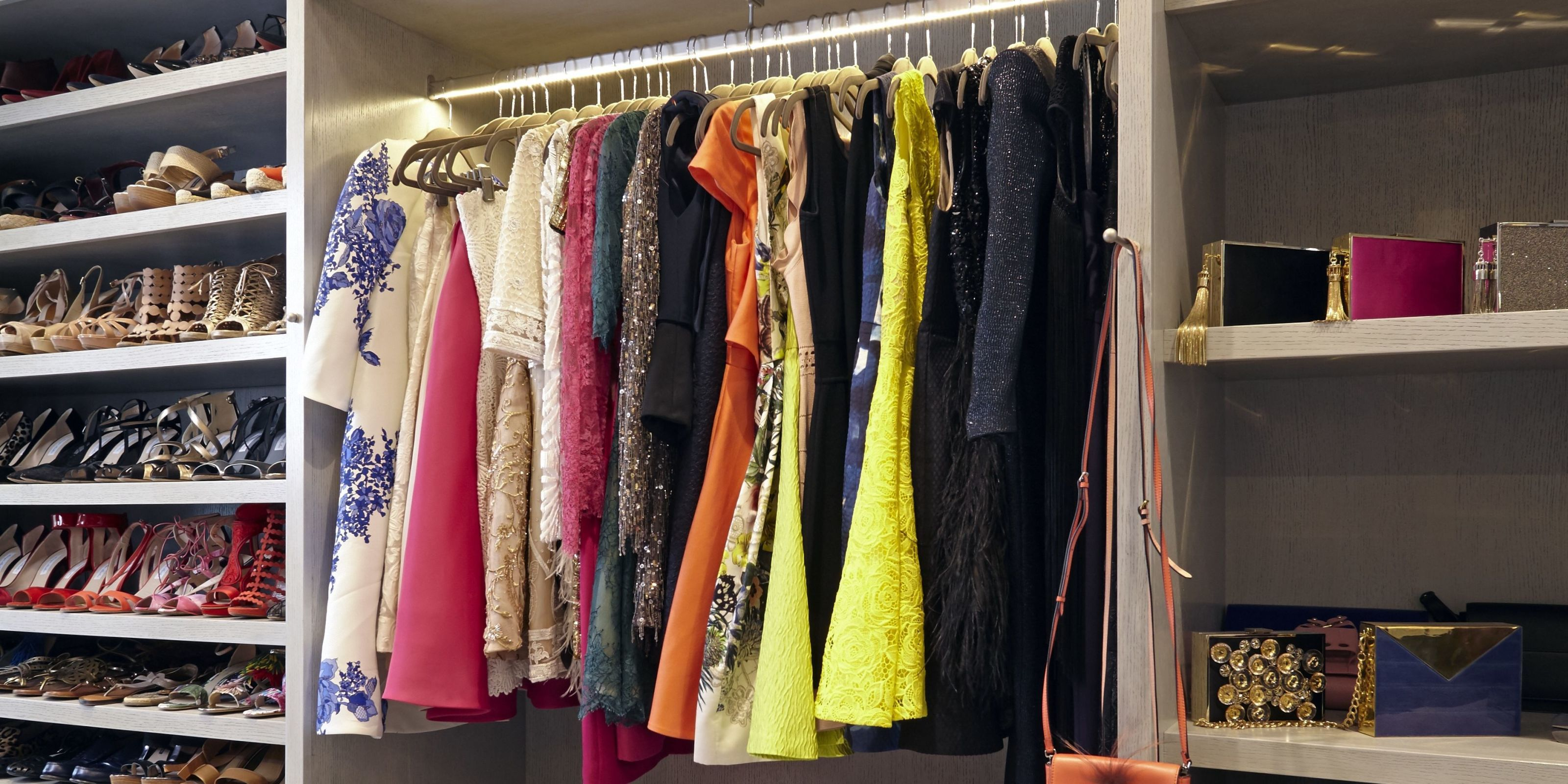We Found The Celebrity Closet Of Our Dreams