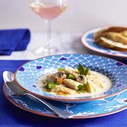 Serveware, Dishware, Cuisine, Food, Drinkware, Tableware, Glass, Barware, Stemware, Plate,