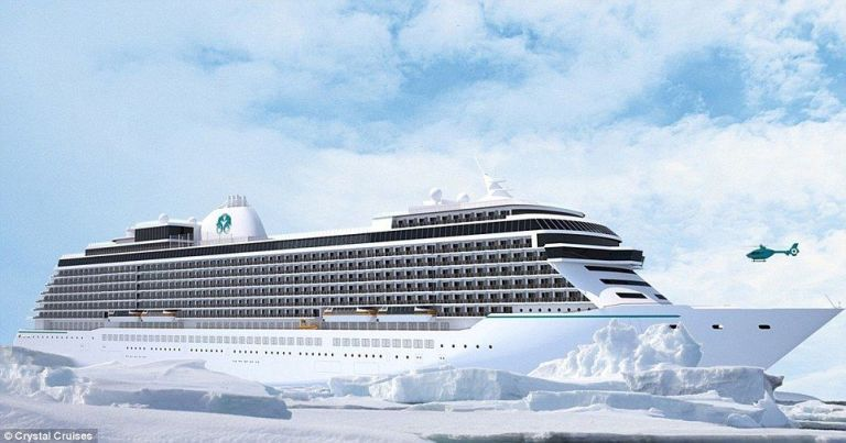 You Can Now Own A Home On A Luxury Cruise Ship - Where is a cruise ship now