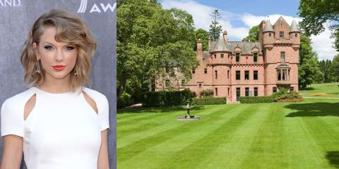 UPDATE: Taylor Swift Shoots Down Rumors That She's Buying Her Own Scottish Castle