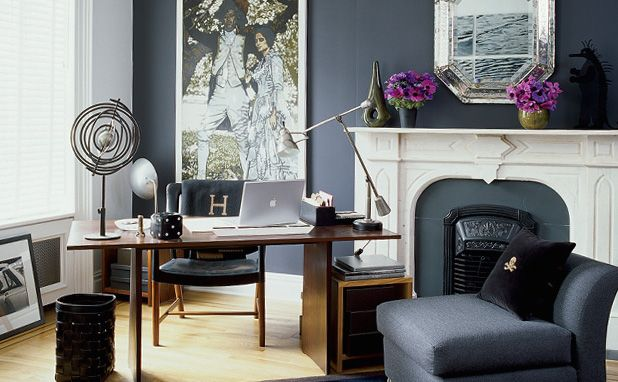 7 Simple Ways To Make Your Home Office Look Expensive