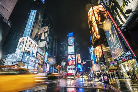 Night, Metropolitan area, Urban area, Road, Metropolis, City, Street, Road surface, Cityscape, Skyscraper,