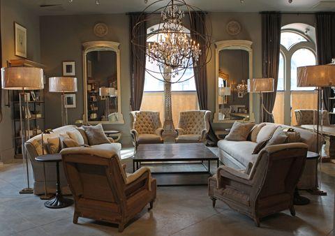Wood, Lighting, Interior design, Room, Floor, Ceiling, Couch, Hardwood, Interior design, Living room,
