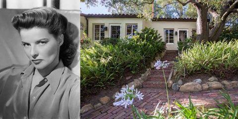 UPDATE: Katharine Hepburn's Former Love Nest Just Sold For $7.4 Million