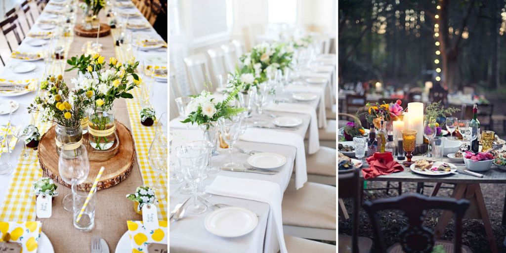 Whether Youu0027re Hosting A Labor Day Fête Or A Small Alfresco Gathering,  These Gorgeous Table Settings Offer Plenty Of Inspiration To Help You  Finish Off ...