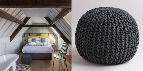 Interior design, Bed, Room, Textile, Wall, Bedroom, Bedding, Bed sheet, Linens, Home,