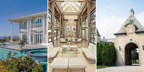 Property, Architecture, Real estate, Facade, Interior design, Villa, Mansion, Column, Garden, Courtyard,