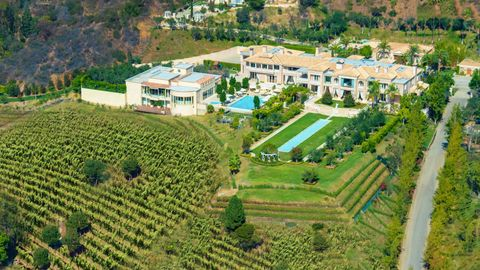 UPDATE: America's Most Expensive Home Just Got A Major Price Drop