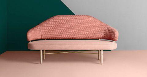 Furniture, Comfort, Futon pad, Armrest, Outdoor furniture, Velvet, Futon, Couch, studio couch,