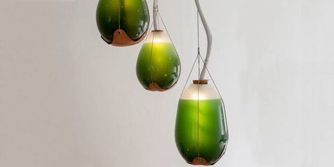 You Won't Believe What These Lamps Are Made Of