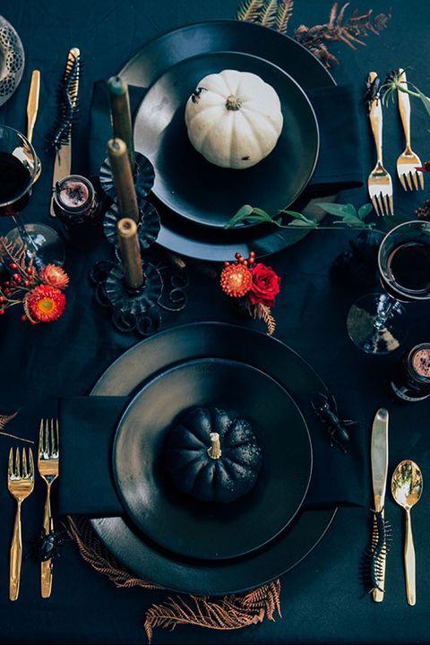25 Elegant Adult Halloween Party Ideas - Halloween Party ...