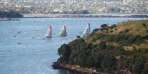 Coastal and oceanic landforms, Water, Coast, Watercraft, Sail, Boat, Sailing, Windsports, Sailing, Sailboat,
