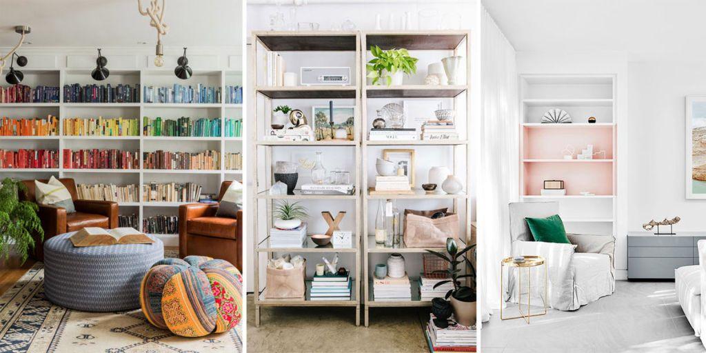 6 Brilliant Ways To Style Your Bookshelf
