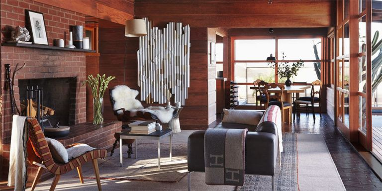 HOUSE TOUR: A Classic Midcentury Home Is The Epitome Of California ...