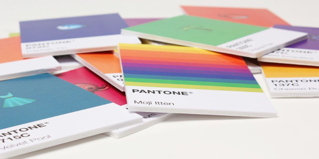 These Emojis Matched To Pantone Colors Will Change How You Decorate