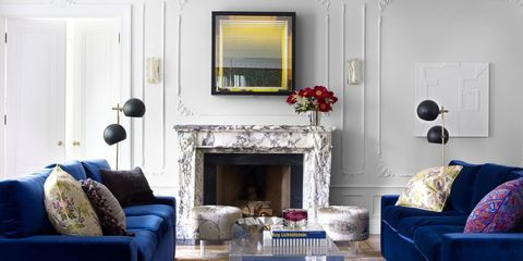 HOUSE TOUR: A New York Apartment With Dramatic Flair