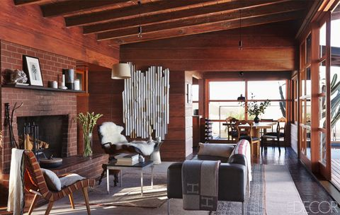 midcentury - living rooms