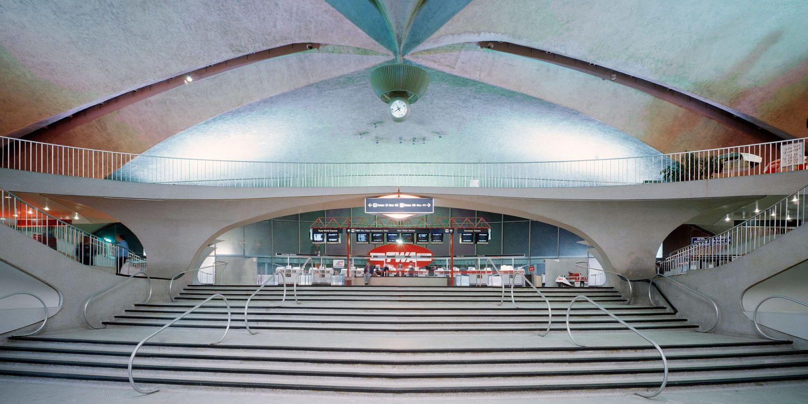 Eero Saarinen's Iconic TWA Terminal Is Getting A New Lease On Life