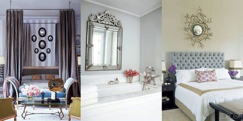 20 brilliant ideas for decorating with mirrors - Interior Wall Decoration Ideas