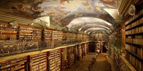Ceiling, Shelf, Shelving, Vault, Library, Hall, Arch, Publication, Collection, Arcade,