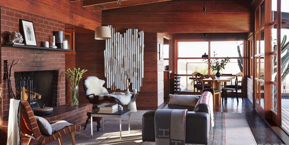 27 mid century modern design rooms mid century style ideas for Interior design styles 20th century