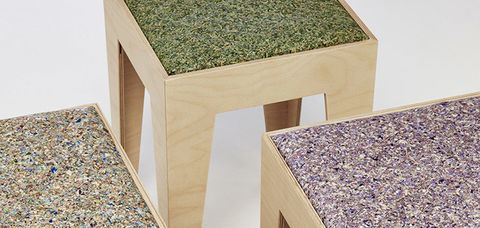 Rectangle, Composite material, Pebble, Gravel, Granite,
