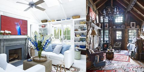 Blue, Interior design, Room, Couch, Living room, Ceiling, Floor, Interior design, Home, Fixture,