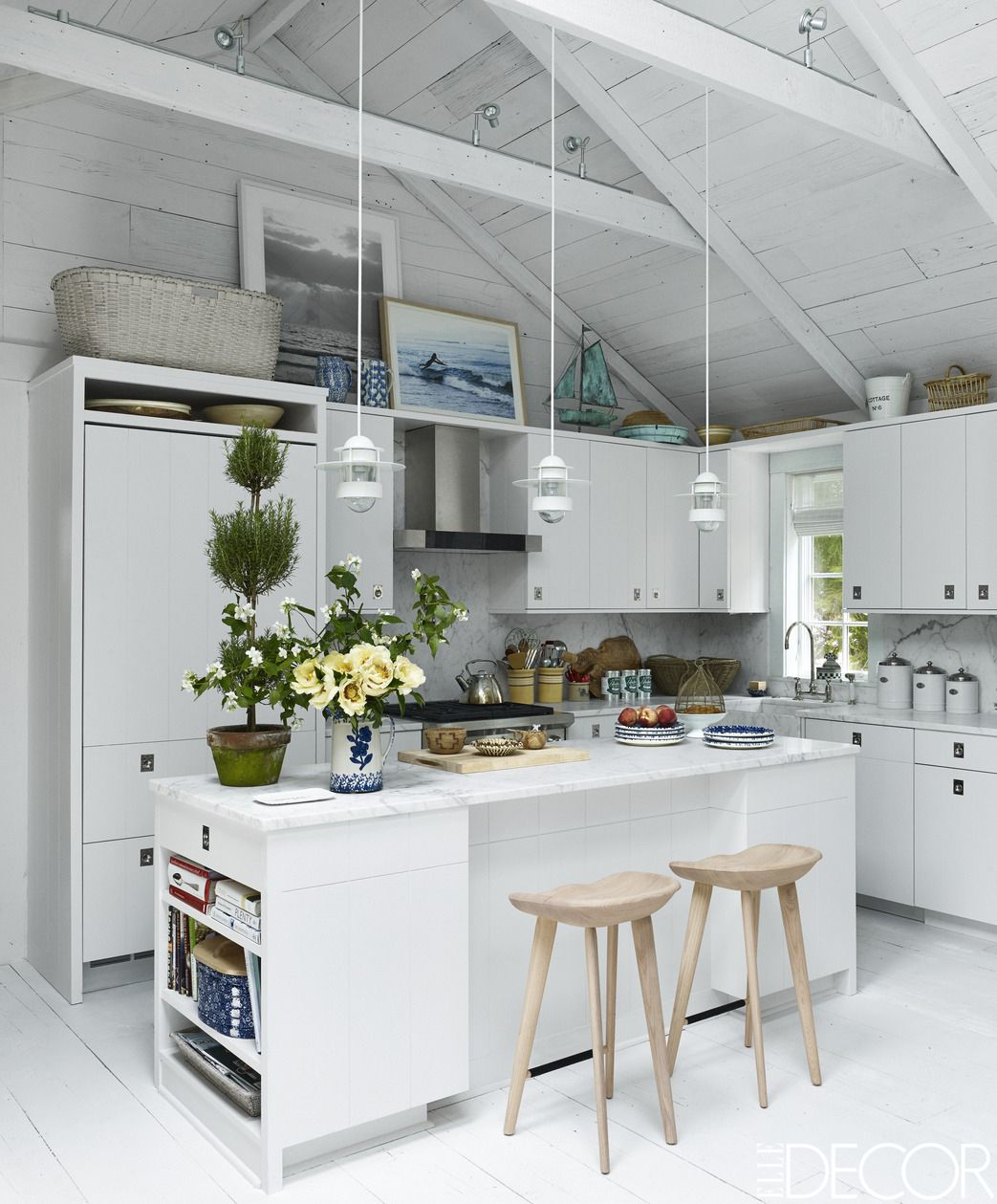 40 Best White Kitchens Design Ideas - Pictures of White Kitchen ...