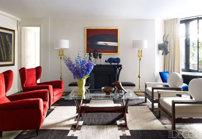 Step Inside Fashion Star Andrew Gn S Modern Parisian Oasis