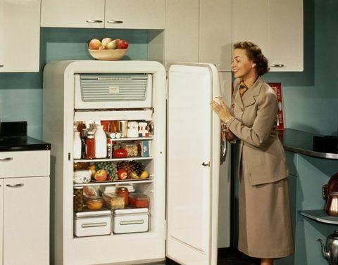 Major appliance, Kitchen appliance, Home appliance, Small appliance, Freezer, Kitchen, Refrigerator, Oven, Kitchen appliance accessory, Machine,