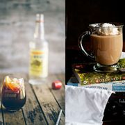 Liquid, Drinkware, Glass, Drink, Bottle, Tableware, Ingredient, Barware, Glass bottle, Recipe,
