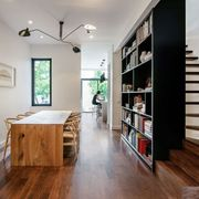 Wood, Floor, Hardwood, Flooring, Room, Interior design, Wood flooring, Laminate flooring, Wood stain, Wall,