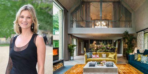 Interior design, Property, Room, Sleeveless shirt, Home, Real estate, Interior design, House, Couch, Living room,