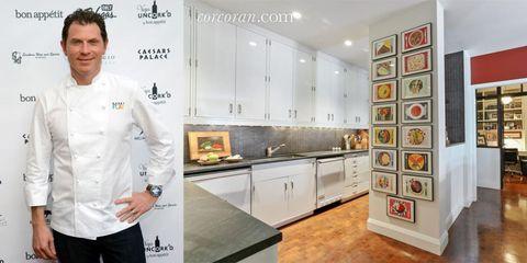 Bobby Flay Asks $7.95 Million For His Manhattan Duplex