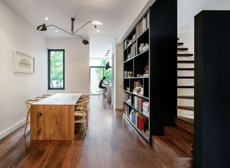 7 tiny homes with big style for Dubbeldam architecture and design s contrast house