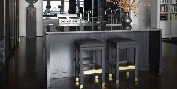 Black Kitchen Design Ideas Pictures Of Black Kitchens