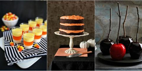 Spooky Eats for a Grown-Up Halloween Party
