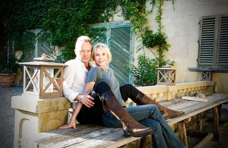 Sting S Tuscan Villa Rent The Musician S Italian Home